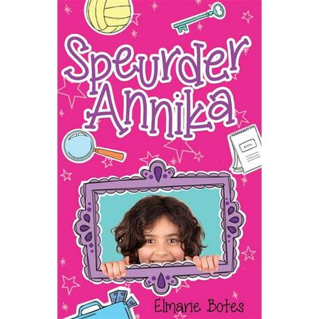 Speurder Annika - eBook