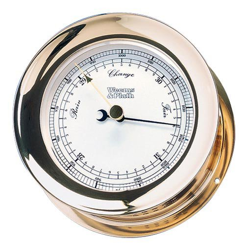 Weems and Plath Atlantis Barometer