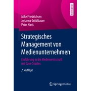 Strategisches Management von Medienunternehmen - eBook