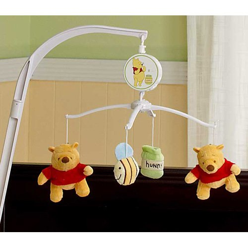 Disney Baby Winnie the Pooh Dreams of Hunny Mobile by Disney