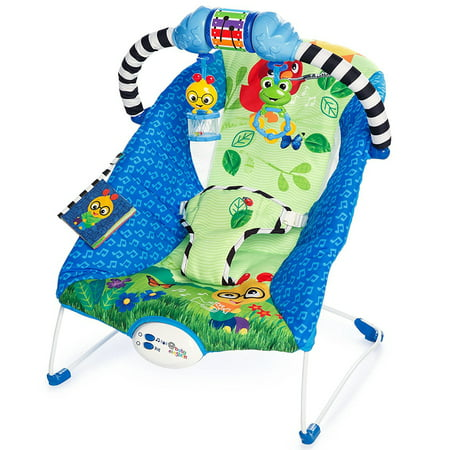 Baby Einstein Bouncer Seat - Neighborhood (Best Baby Einstein Items For Toddlers)