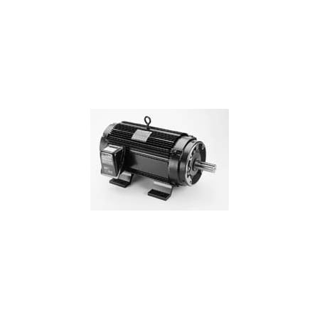 Marathon Y534 56C Frame Totally Enclosed Non Vent 56H17T5301 Vector Duty Motor, 1/2 hp, 1800 rpm, 230/460 VAC, 3 Phase, 1 Speed, Ball Bearing, C-Face with - Totally Enclosed Rigid Base Motor
