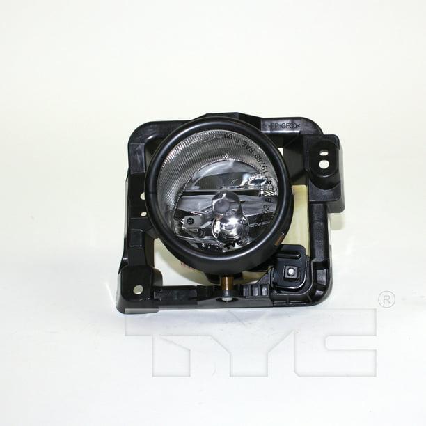 09-10 Acura TSX Passenger Right Fog Light