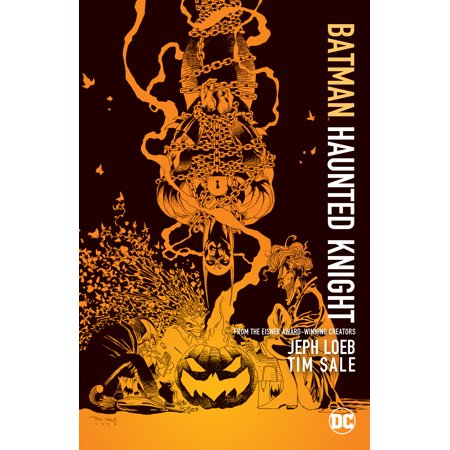 Batman: Haunted Knight (New Edition) - Batman The Long Halloween Jeph Loeb