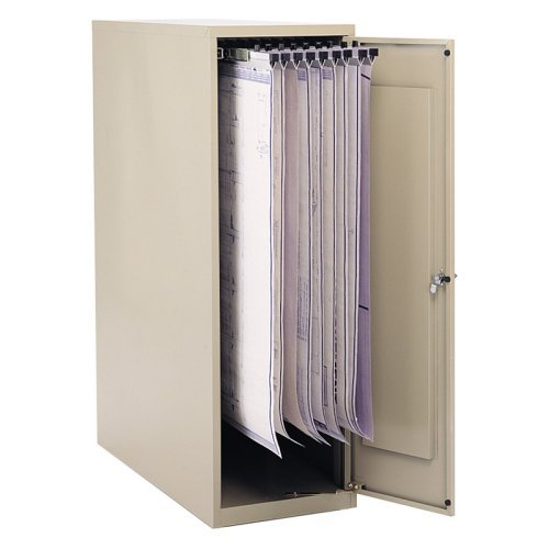 Safco Large Vertical Storage Cabinet