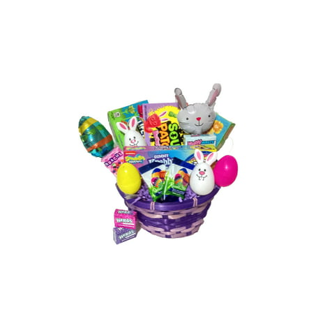 Easter Surprise Candy Filled Gift Basket](Filled Easter Baskets)
