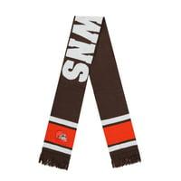Fan Favorite - NFL Vantage Scarf, Cleveland Browns