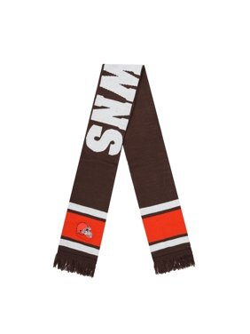 Fan Favorite - NFL Vantage Scarf, Cleveland Browns