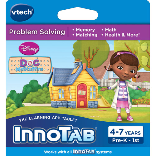 VTech InnoTab Software Doc McStuffins by VTech