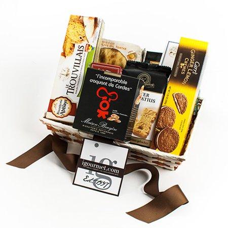 European Cookie Gift Tray