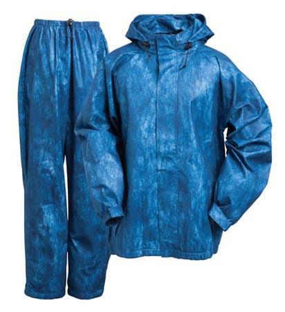 Onyx Force Field Tri-Laminate Rainsuit Blue 2X-Large