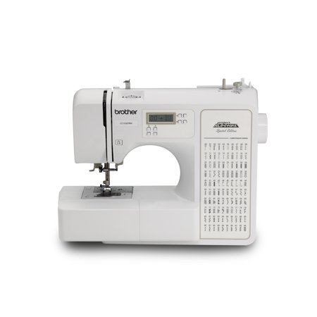 Brother Computerized 100 Stitch Project Runway Sewing Machine  Ce1100prw