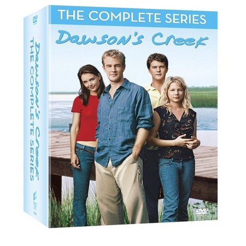 Dawson's Creek: The Complete Series (Full Frame)