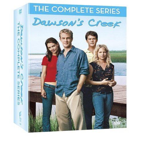 Dawson's Creek: The Complete Series (Full Frame)
