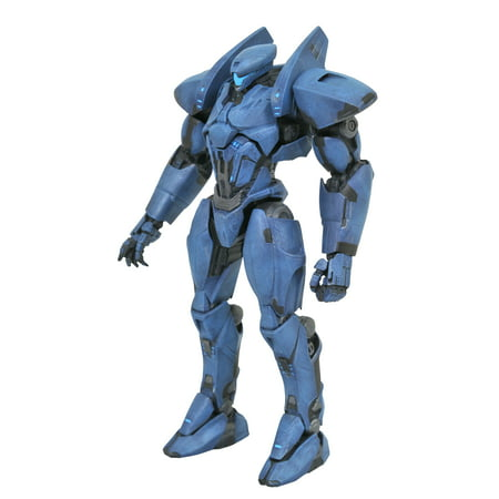 Diamond Select Toys Pacific Rim 2 Select Series 3 Ajax Action Figure (Rimmed Diamond)