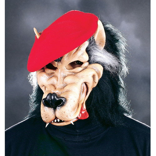 Zagone Party Animal Full Head Mask, One Size