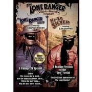 Lone Ranger Double-Barreled Feature: The Lone Ranger Story   Hi-Yo Silver by Legend Films