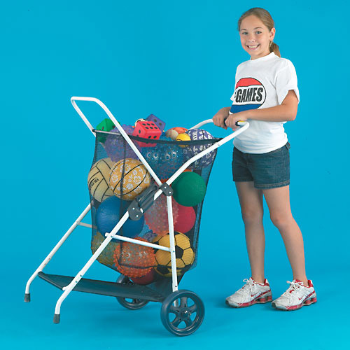Wonder Wheeler Sports Ball Carrier