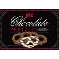Utz Milk & White Chocolate Covered Pretzel Box (70 Pretzels, 30 Oz.)