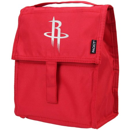 Houston Rockets Pack-It Lunchbox - No Size