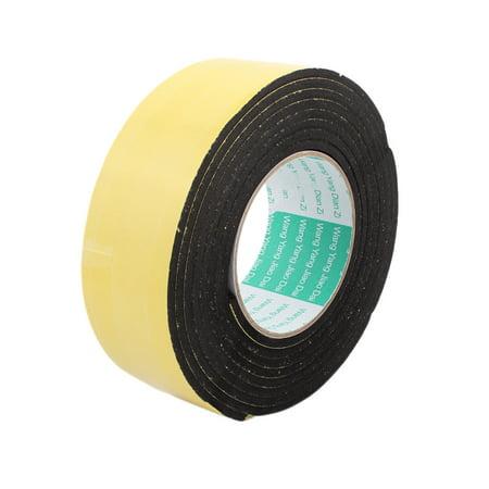 50 mm Width 4mm Thickness EVA Single Side Sponge Foam Tape 3 Meter (3 Meter Adhesive Foam Tape)