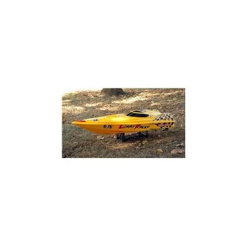 Az Import & Trading Bt30 45 inch Huge Gigantically Huge Racer High Performance Electric Ep Racing Speed Boat