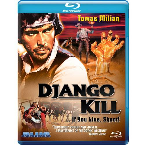 Django, Kill... If You Live, Shoot! (Blu-ray)
