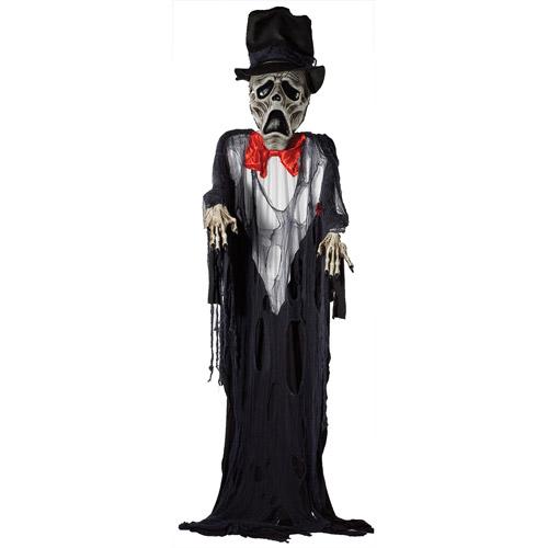 12' Ghost Groom Halloween Prop
