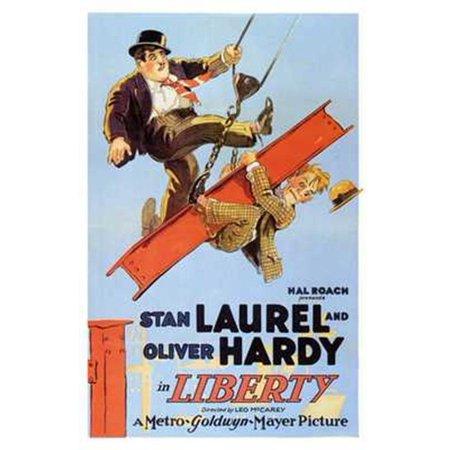 Liberty Movie Poster  11 X 17