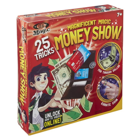 Ideal Magic Magnificent Magic Money Show