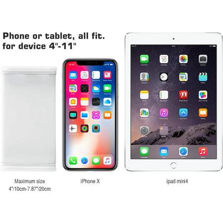 Moko Gooseneck Tablet Mount Flexible Long Arm Holder With Clamp Mount Fit Iphone 11 Pro Max 11 Pro 11 Ipad 10 2 Walmart Canada