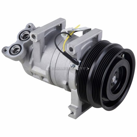 - AC Compressor & A/C Clutch For Volvo S40 V50 C70 C30