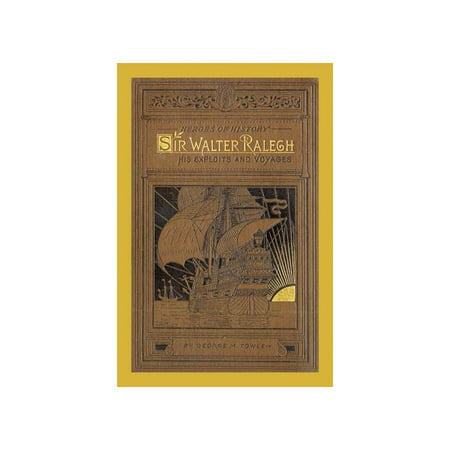 Sir Walter Raleigh Print (Unframed Paper Print (Sir Walter Raleigh Pipe Tobacco For Sale)