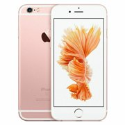 Refurbished Apple iPhone 6s Plus 16GB, Rose Gold - Unlocked CDMA / GSM
