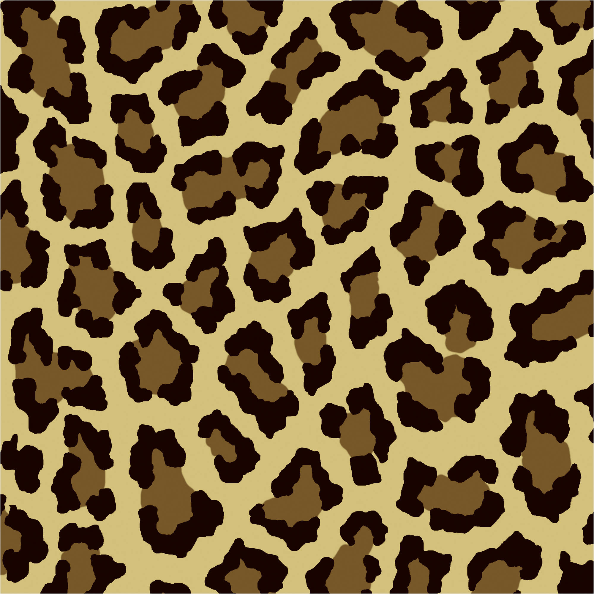 "David Textiles Leopard 60"" Antipill Fleece Fabric By The Yard"