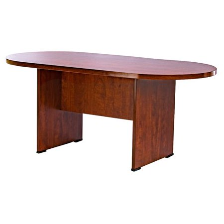 WIS Furniture Group RacetrackOval W Conference Table Walmartcom - 36 conference table