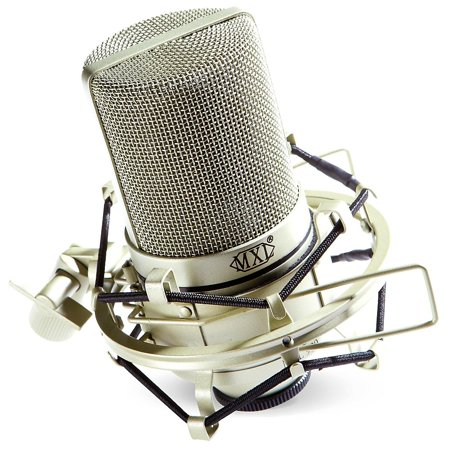 MXL 990 Condenser Microphone with -