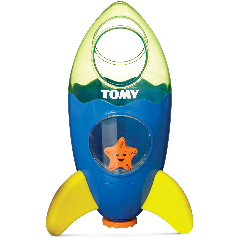 TOMY Bath Fountain Rocket by TOMY