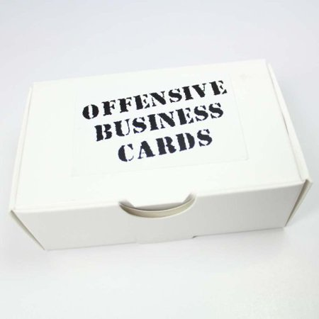 Offensive business cards by thisiswhyimbroke walmart offensive business cards by thisiswhyimbroke colourmoves