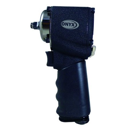 Astro Pneumatic Tool 1828 ONYX 3/8-Inch Nano Impact Wrench - 450ft/lb (Pneumatic Wrench)