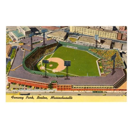 Fenway Park, Boston Print Wall Art
