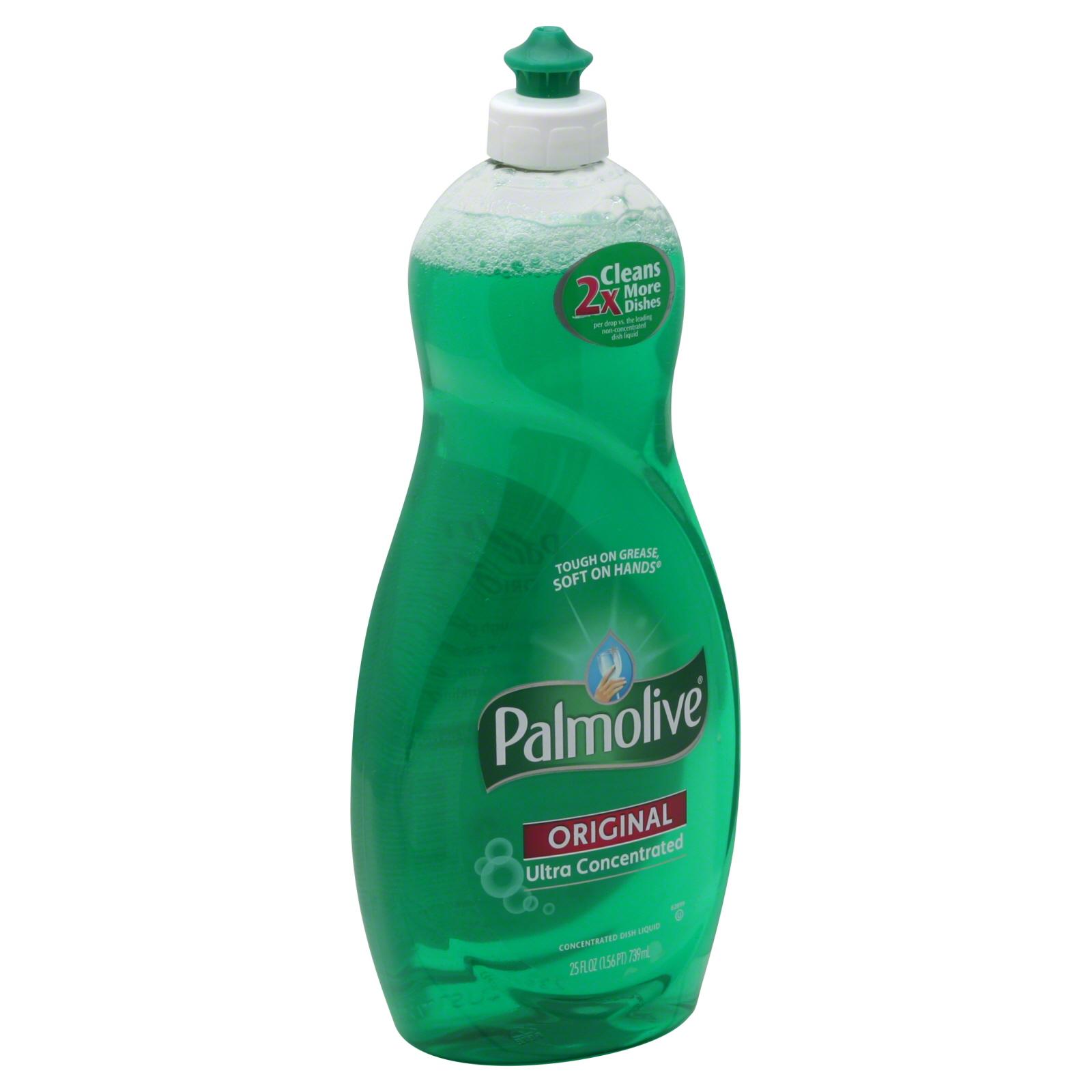 Palmolive Ultra Original Dish Liquid, 739 ml (Pack of 3) - image 1 of 1