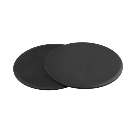 TSV 2x Gliding Discs Core Sliders, Dual Sided Use on Carpet or Hardwood Floors Abdominal Exercise