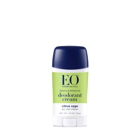 Deodorant Cream Citrus Sage EO 1.8 oz