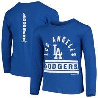Youth Royal Los Angeles Dodgers Basic Long Sleeve T-Shirt