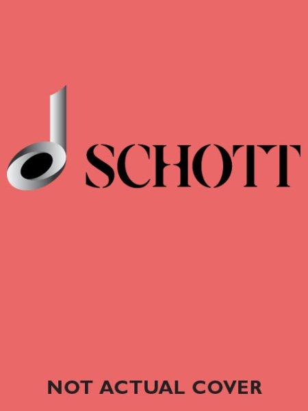 Brahms: Sextet for 2 Violins, 2 Violas and 2 Violoncellos, B-Flat Major, Op. 18 by Eulenburg London (Schott)