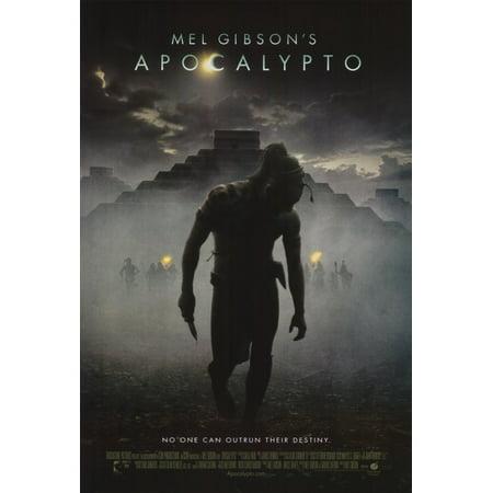Apocalypto (2006) 27x40 Movie Poster](Halloween Movie Poster 27x40)