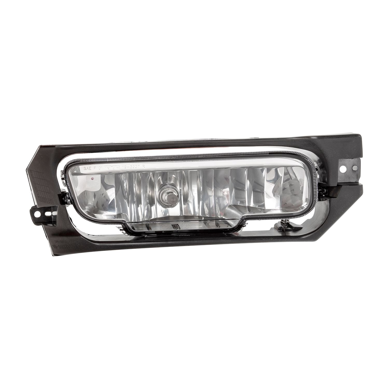 "Dodge Charger 2011-2014 Genuine Mopar 68092573AA LEFT Fog Lamp Bezel 4/"""