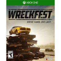 Wreckfest, THQ-Nordic, Xbox One, 0811994021649