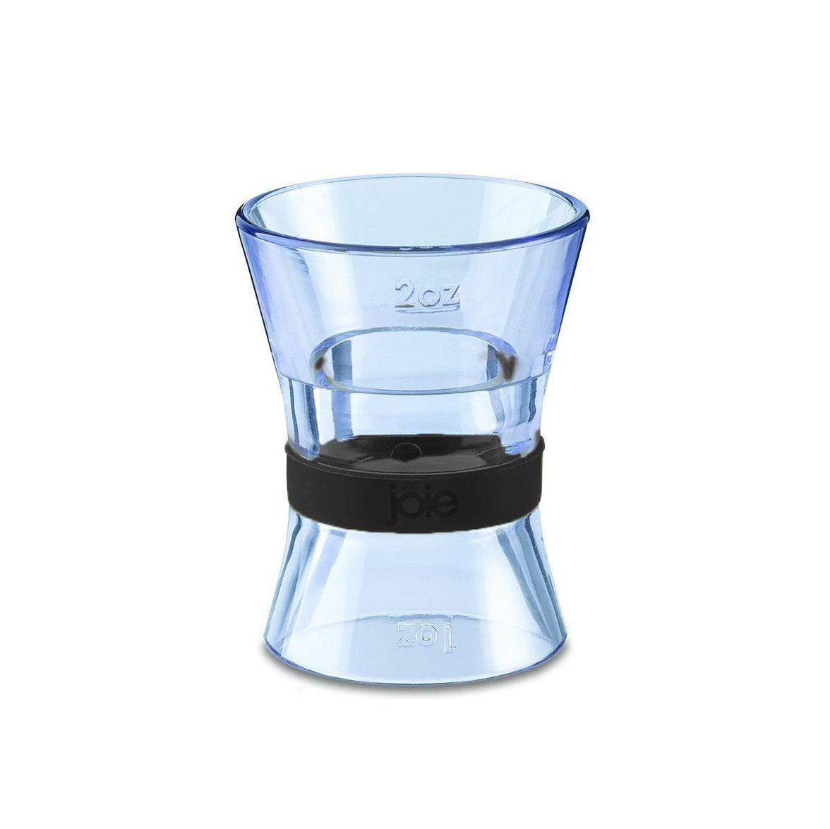 Joie Double Sided Cocktail Jigger Liquor Drink Measuring Cup 5 1 2 Oz Walmart Com Walmart Com